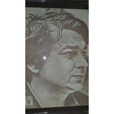 NICHITA STANESCU - Afis - Zilele poeziei romanesti-Ploiesti, decemebrie 1986