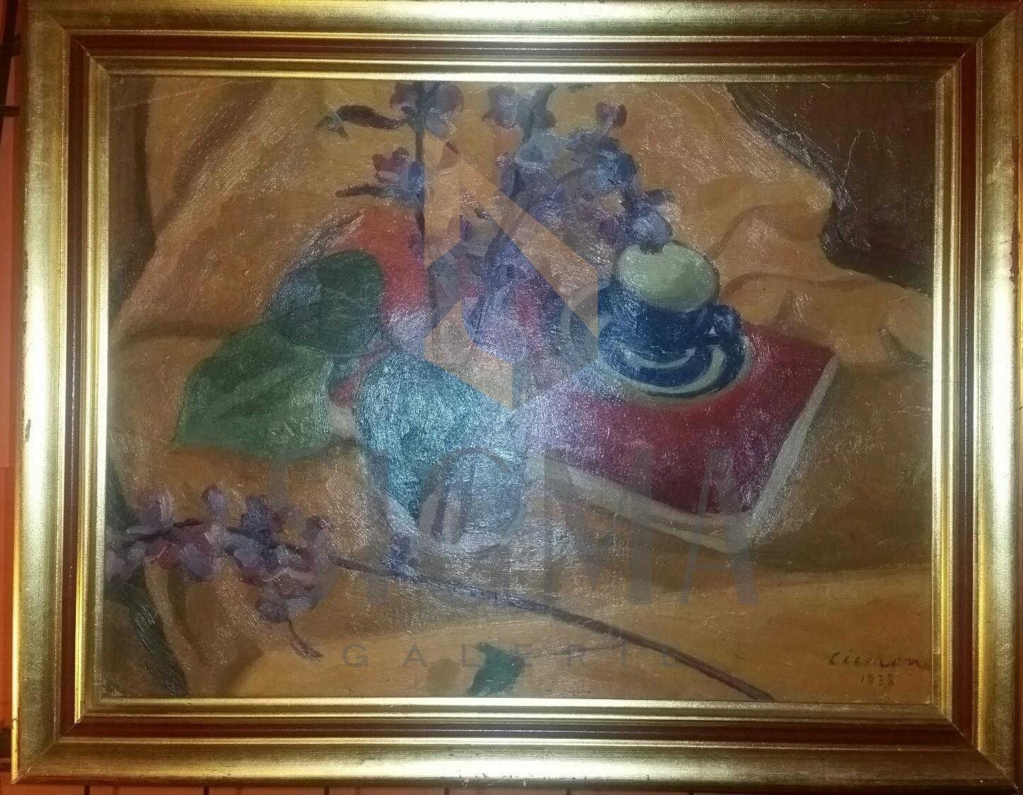 CICERONE Popescu (1908-1998)