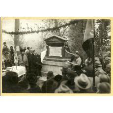 FOTOGRAFIE, TARGU JIU, COMEMORARE, LUPTA DE LA JIU, 14 OCTOMBRIE 1916