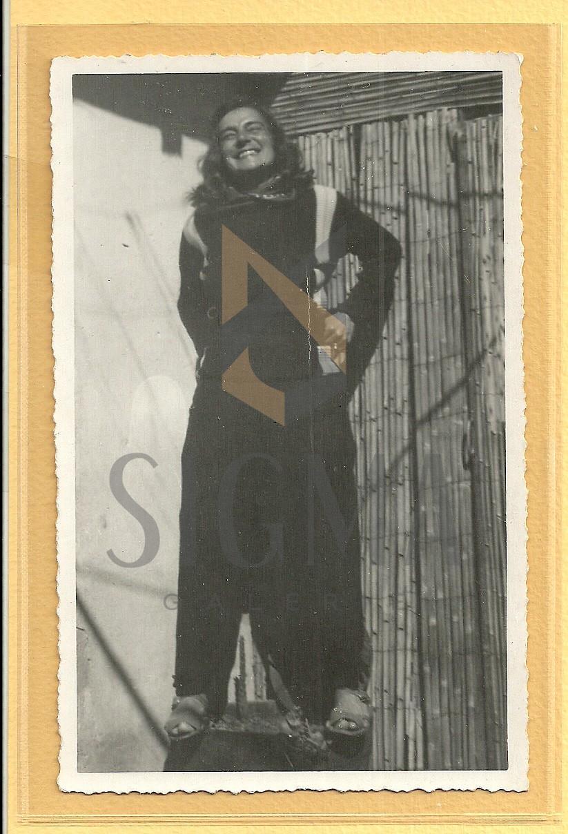 FOTO, MAGDALENA RADULESCU , PICTORITA, MARTIE 1952
