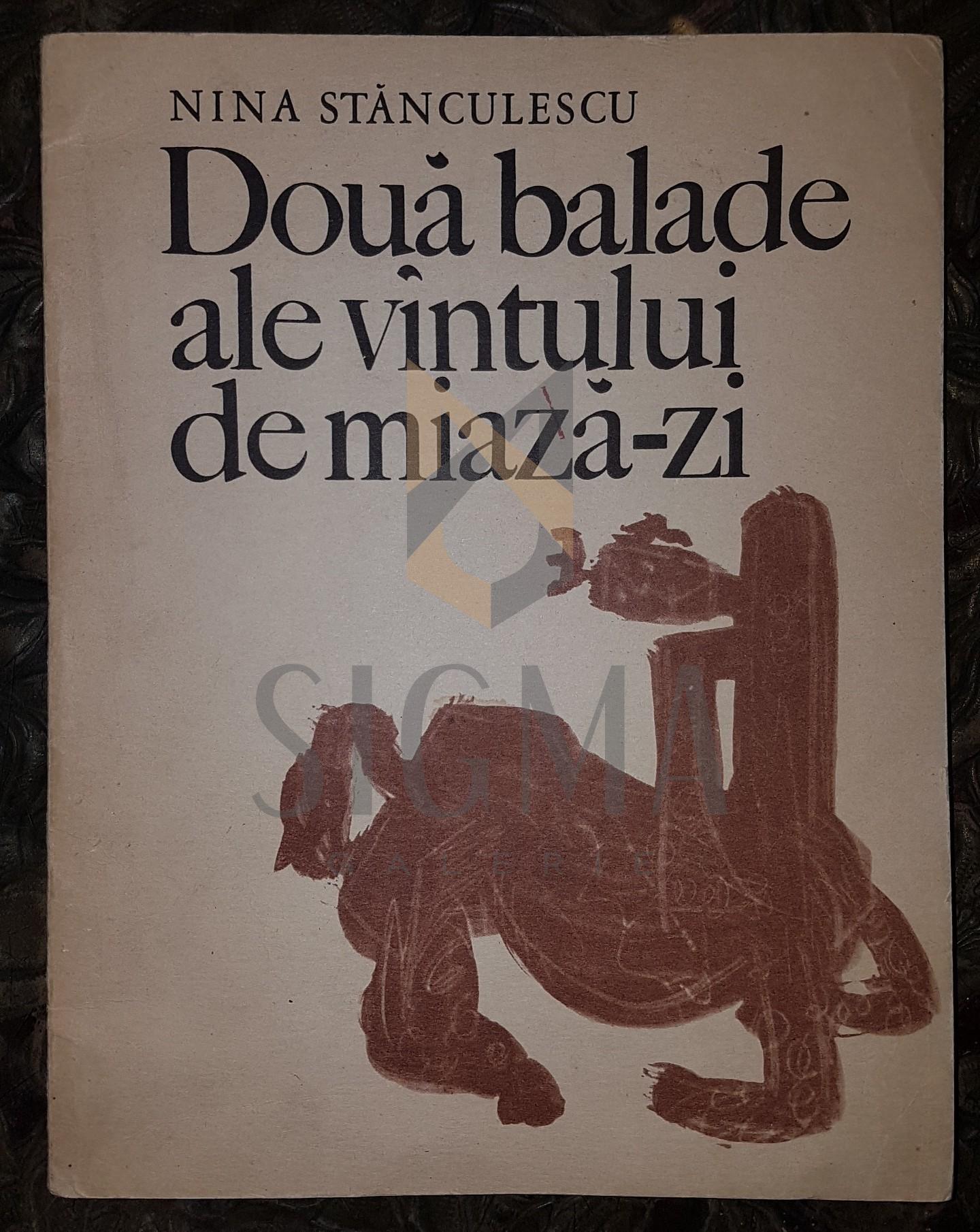 DOUA BALADE ALE VANTULUI DE MIAZA-ZI