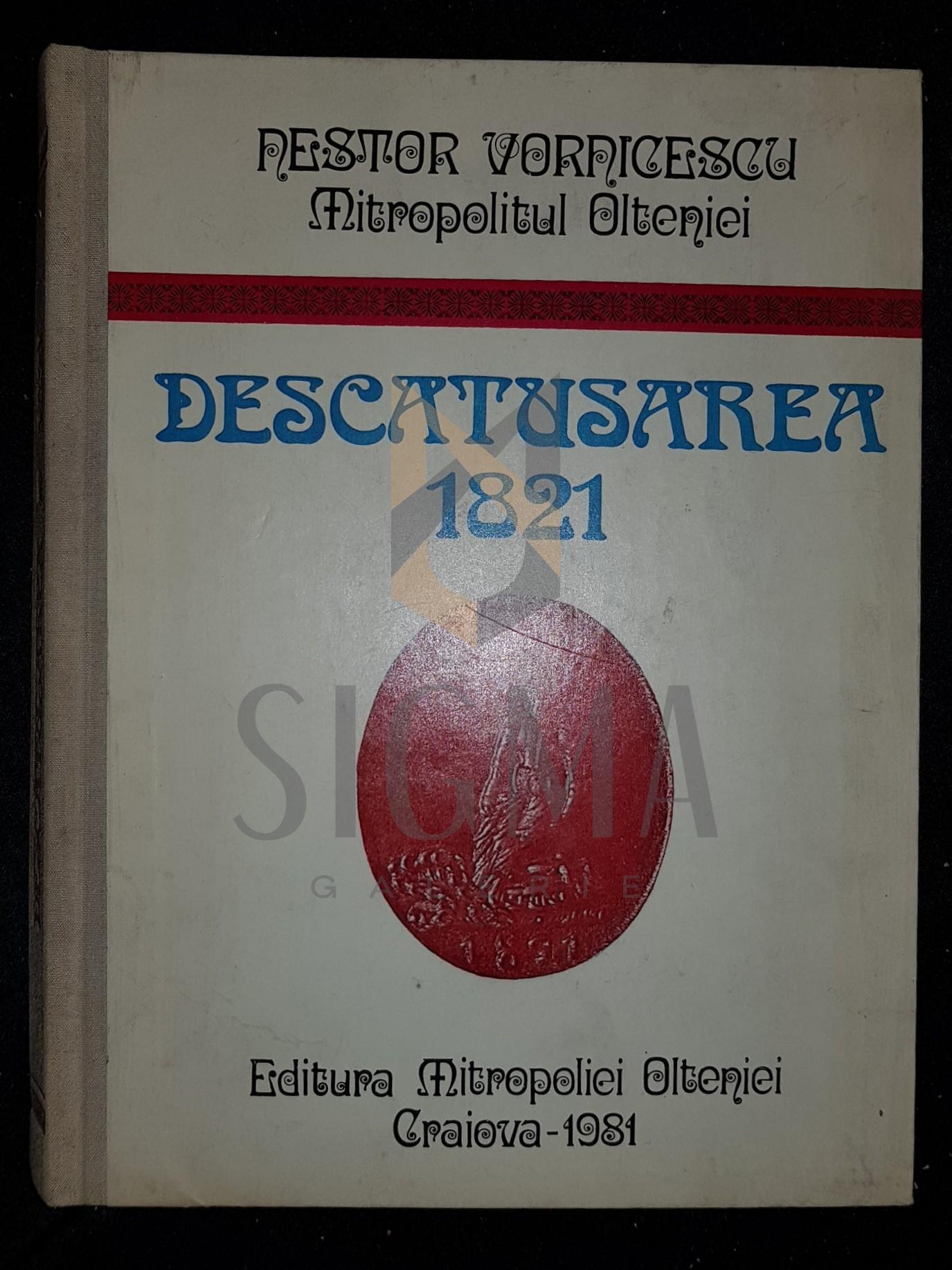 VORNICESCU NESTOR (Mitropolitul Olteniei, Dedicatie si Autograf catre PAUL ANGHEL !)