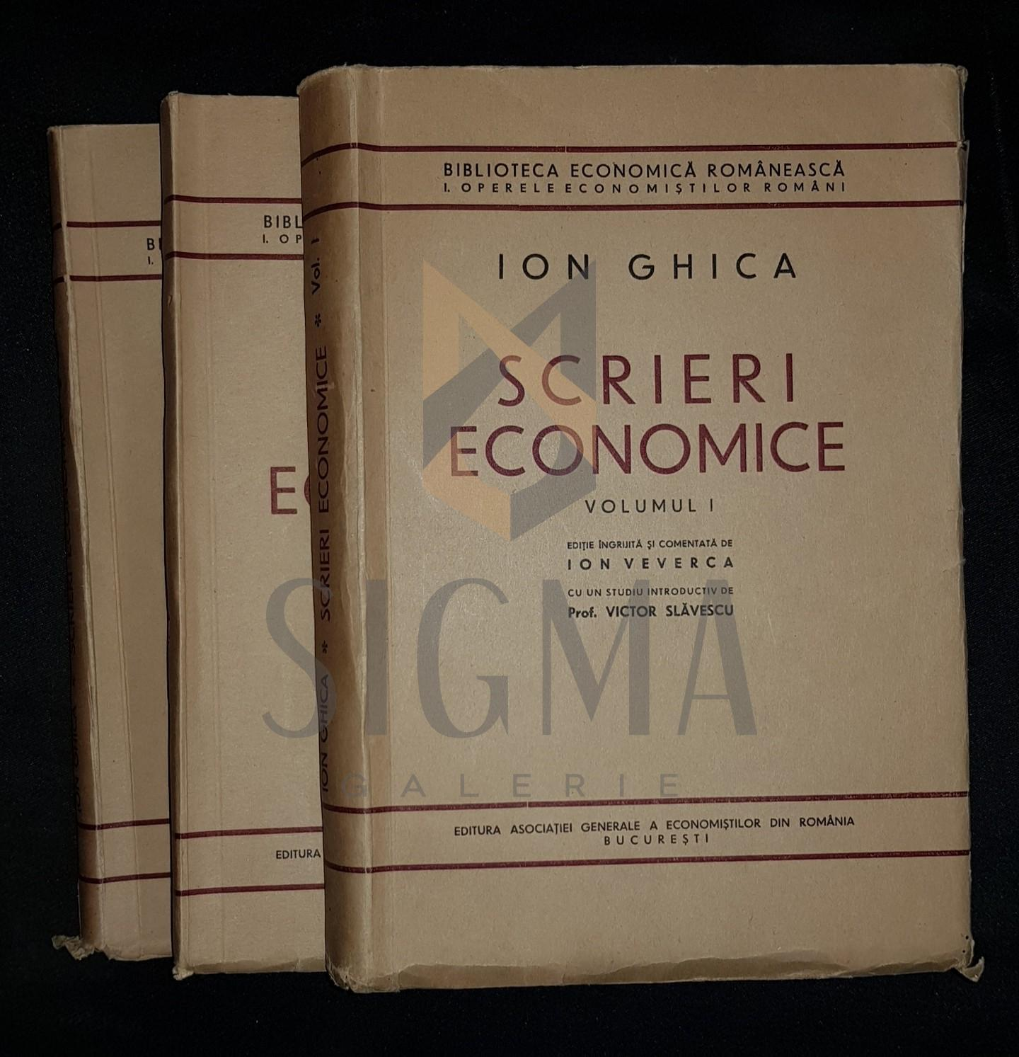 GHICA ION