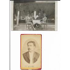 2 FOTOGRAFII, G. GARDO, PITESTI, AMARA