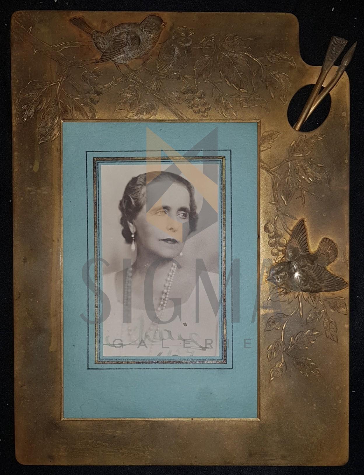 FOTOGRAFIE, REGINA MARIA (Autograf In Original !), 1934