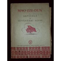 MAO TZE-DUN