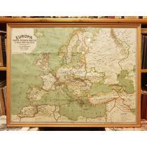 MOLDOVEANU M. D. (Profesor-Cartograf)