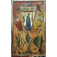 TABLOU, STEFAN PELMUS, GRAAL, U/P 2002