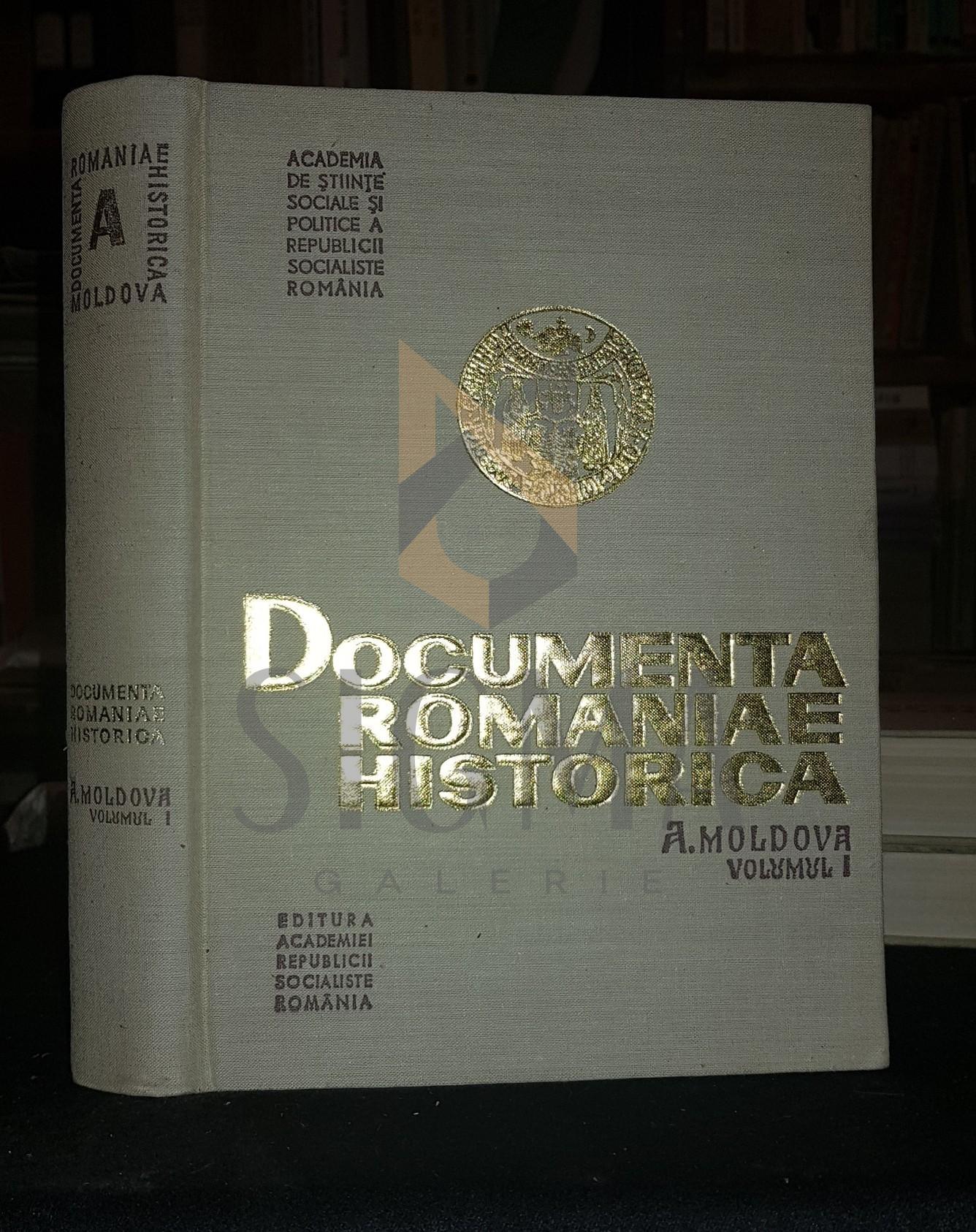 CHIHODARU C., I. CAPROSU, STEFAN PASCU, FRANCISC PALL, DAMASCHIN MIOC si L. SIMANSCHI (Comitetul de Redactie)