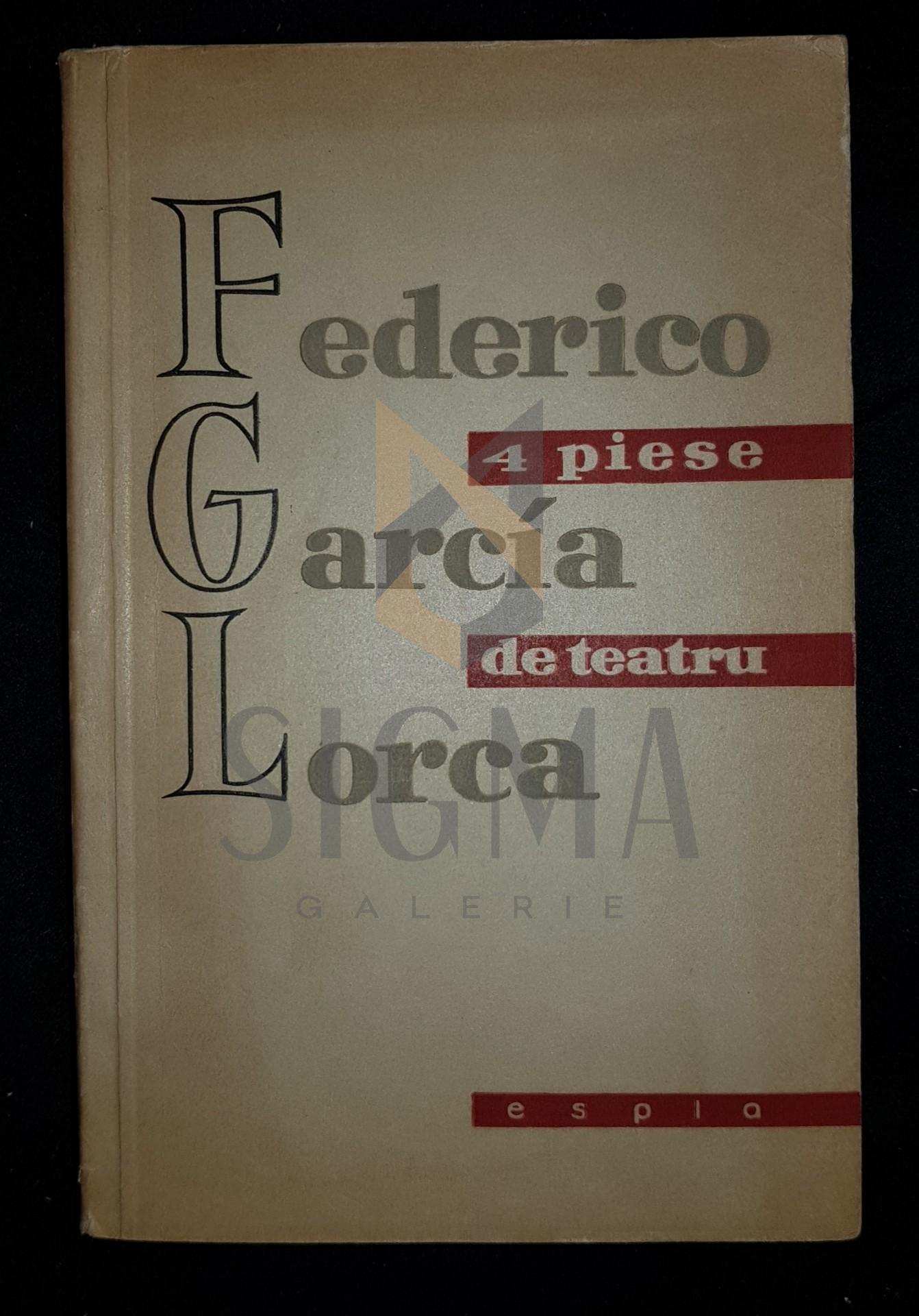 LORCA FEDERICO GARCIA