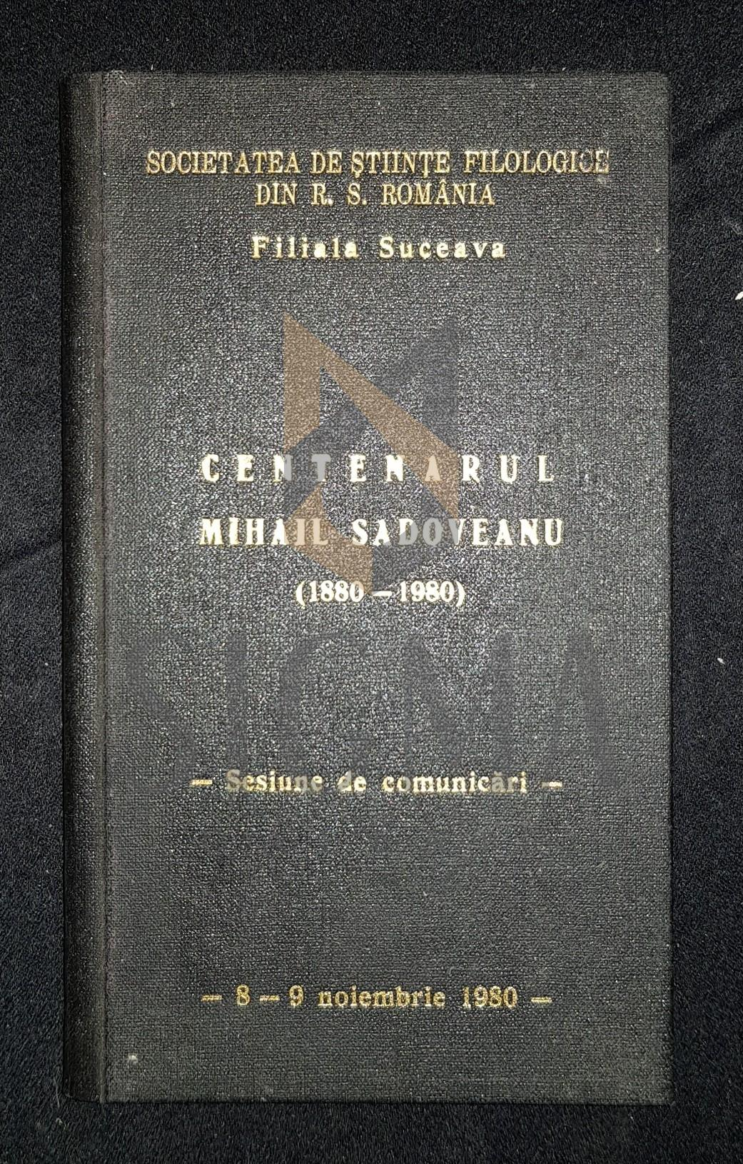 SOCIETATEA DE STIINTE FILOLOGICE DIN REPUBLICA SOCIALISTA ROMANIA