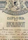 DIPLOMA DE BACALAUREAT, Sectiunea Stiintifica a Liceului AUREL VLAICU din Orastie data In Deva la 6 Iulie 1939