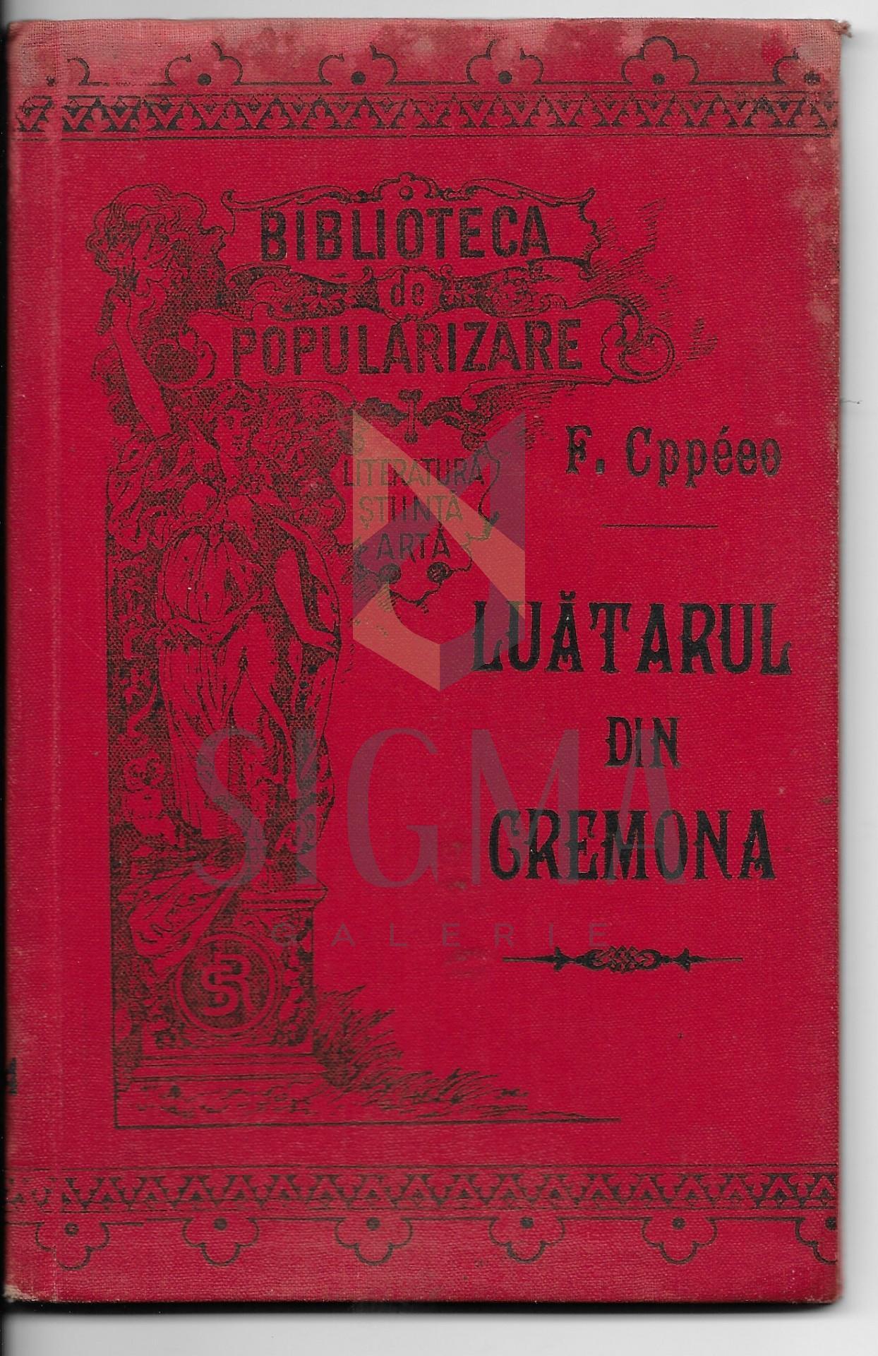 FRANCOIS COPPEE ( traducere de TRADEM - TRAIAN DEMETRESCU )