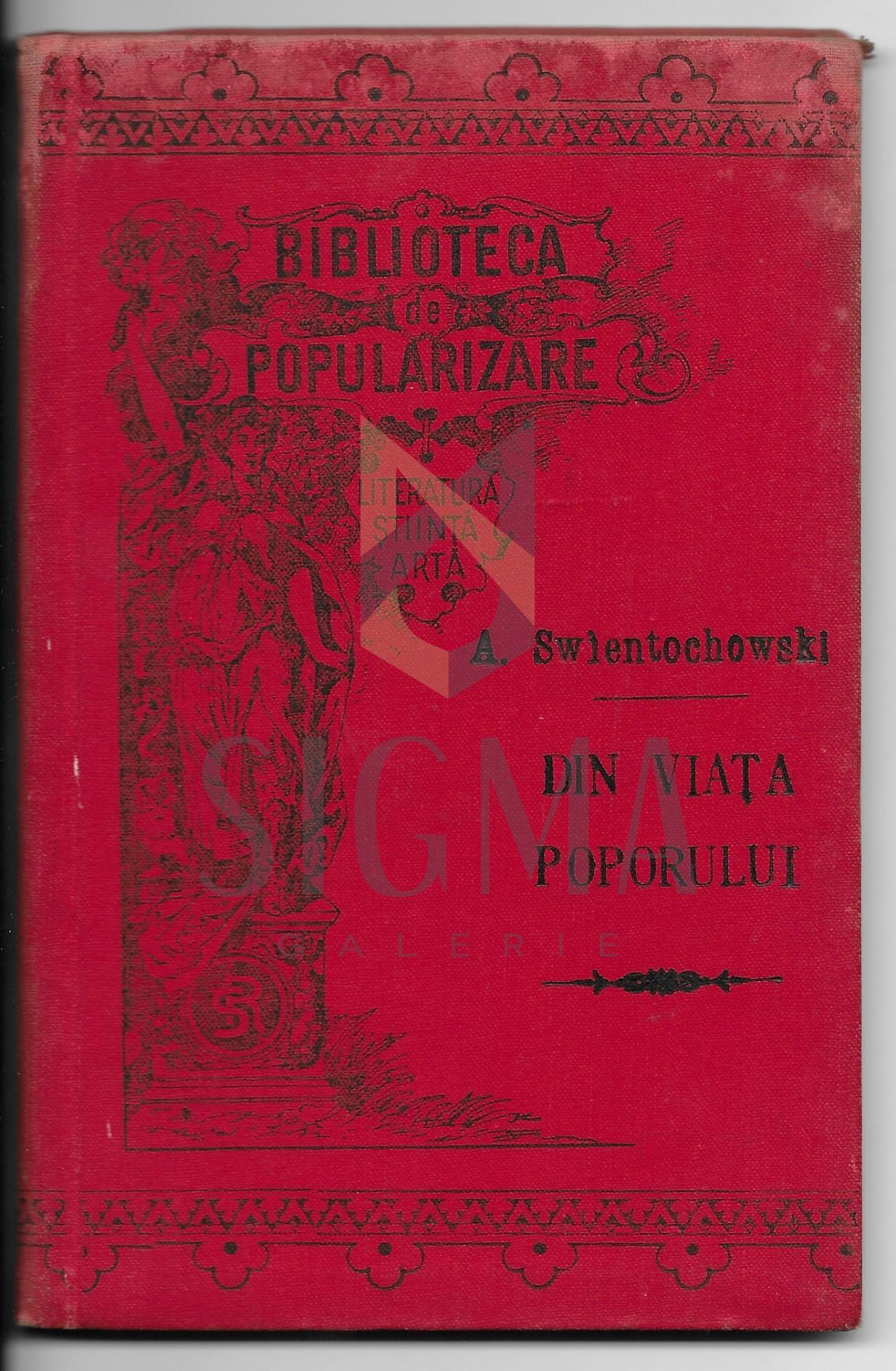 ALEX. SWIENTOCHOWSKI ( traducere de I. Hussar )