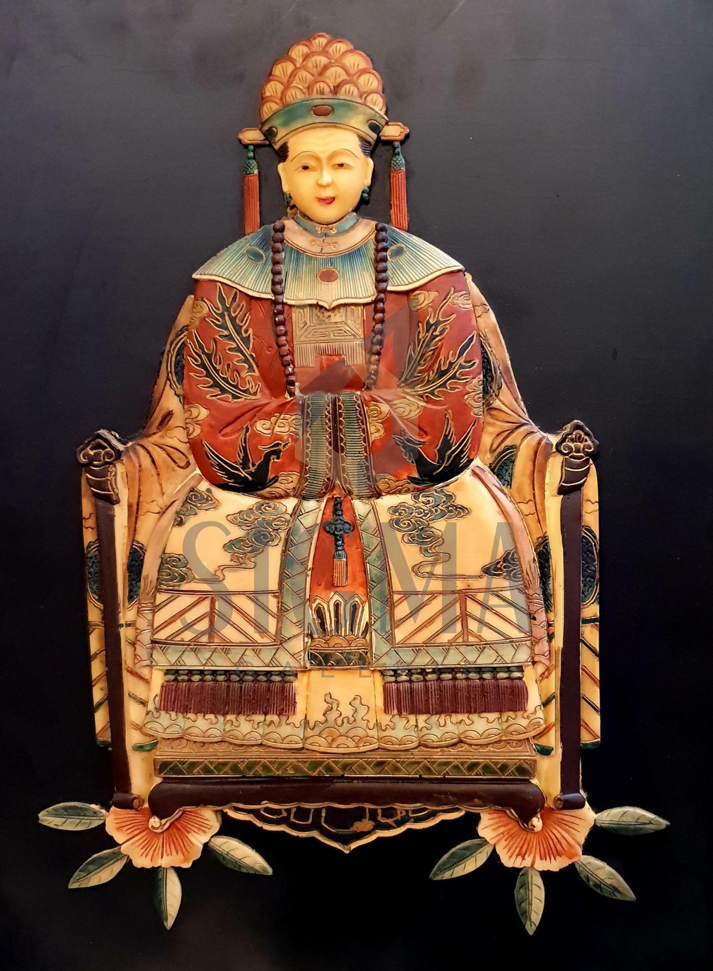 Tablouri chinezesti, Regina si Regele!