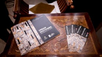 Catalog URBAN SKETCHERS, Bucurestiul pe tapet