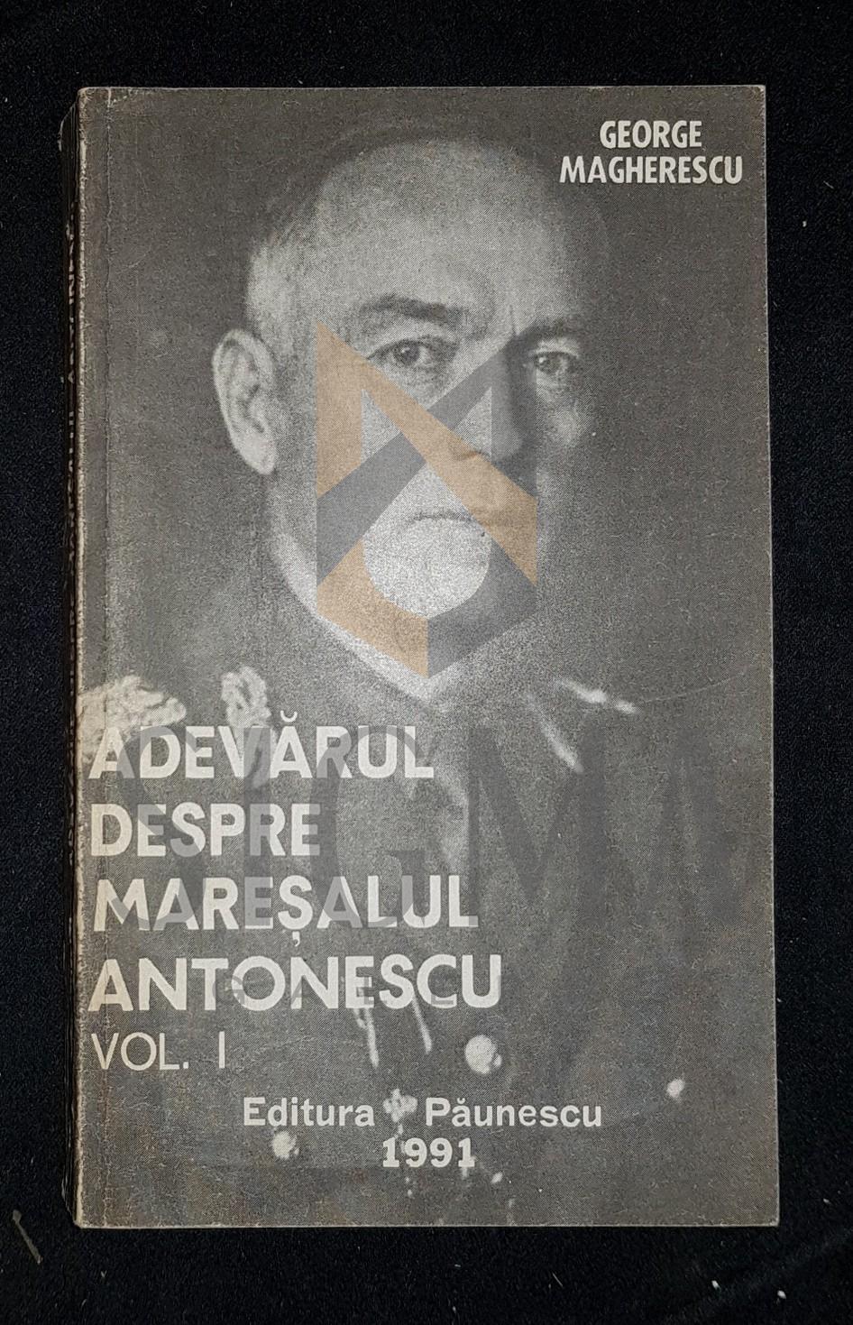 GEORGE MAGHERESCU