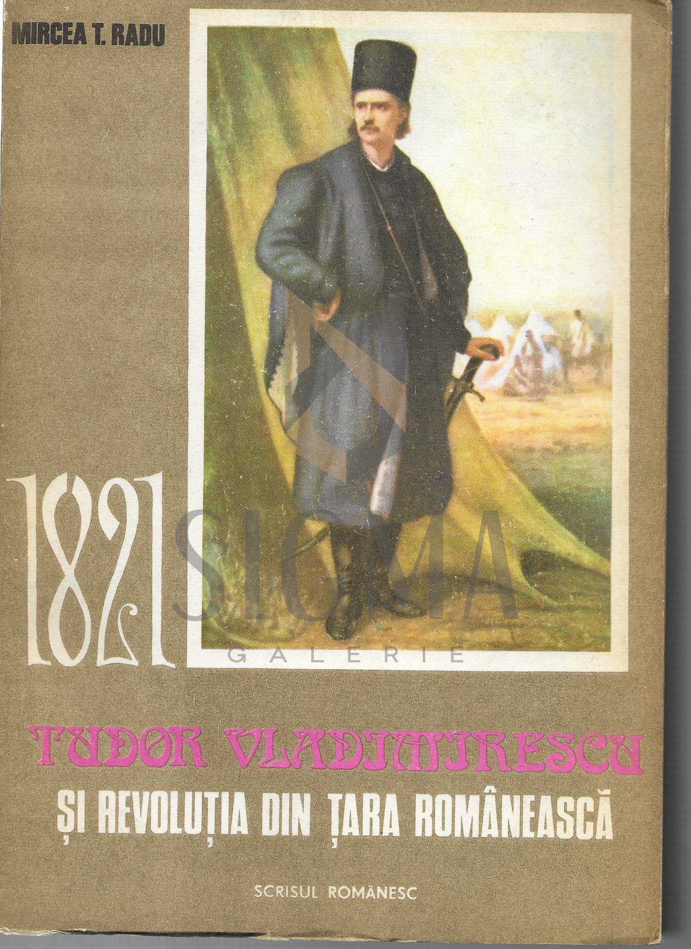 MIRCEA T. RADU ( DEDICATIE )
