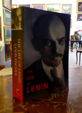 The life of Lenin