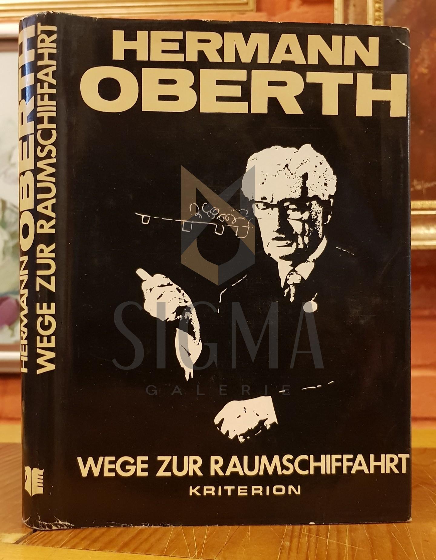 HERMANN OBERTH ( editie ingrijita de Hans Barth si Elie Carafoli )