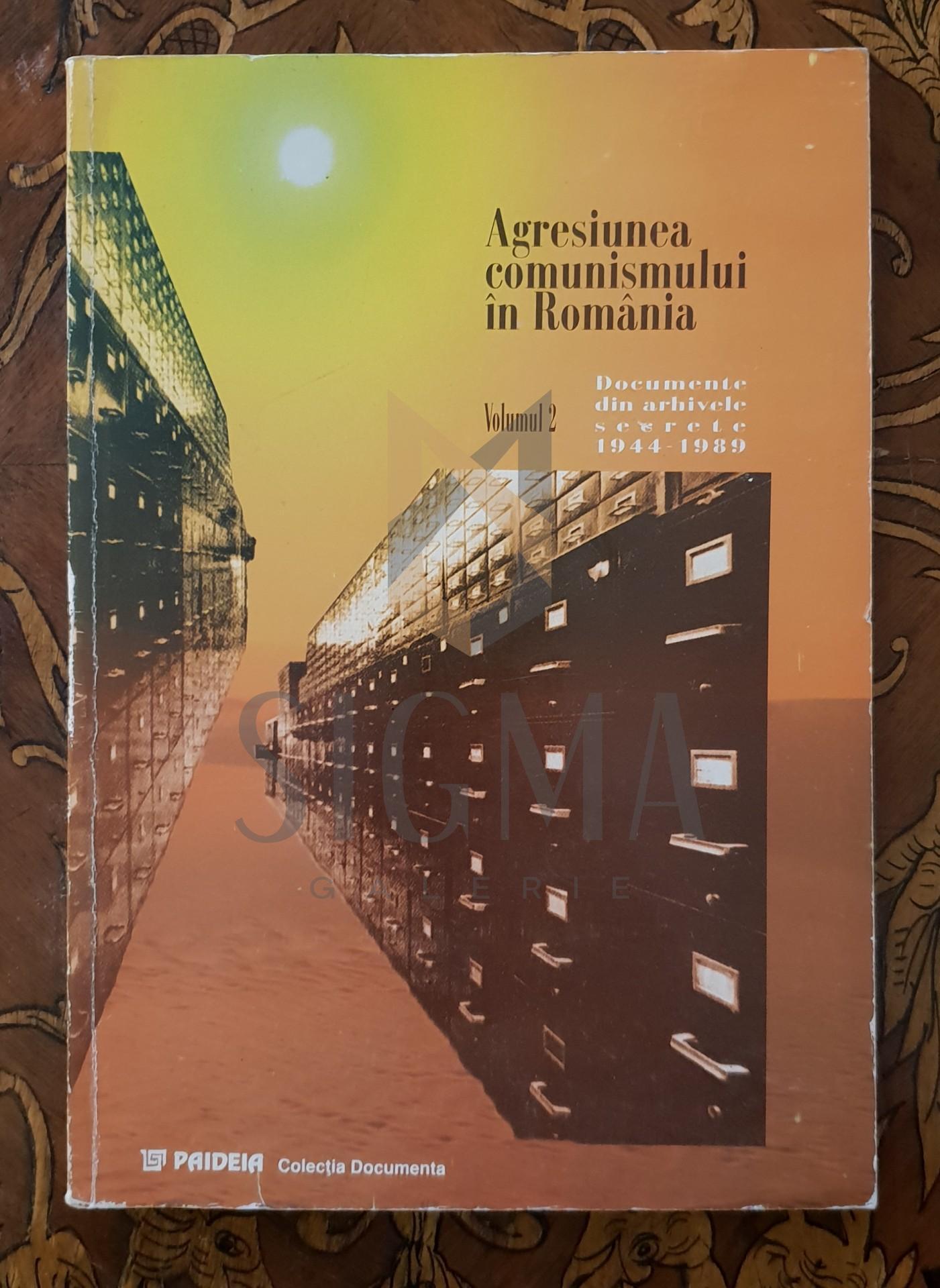 Agresiunea comunismului in Romania