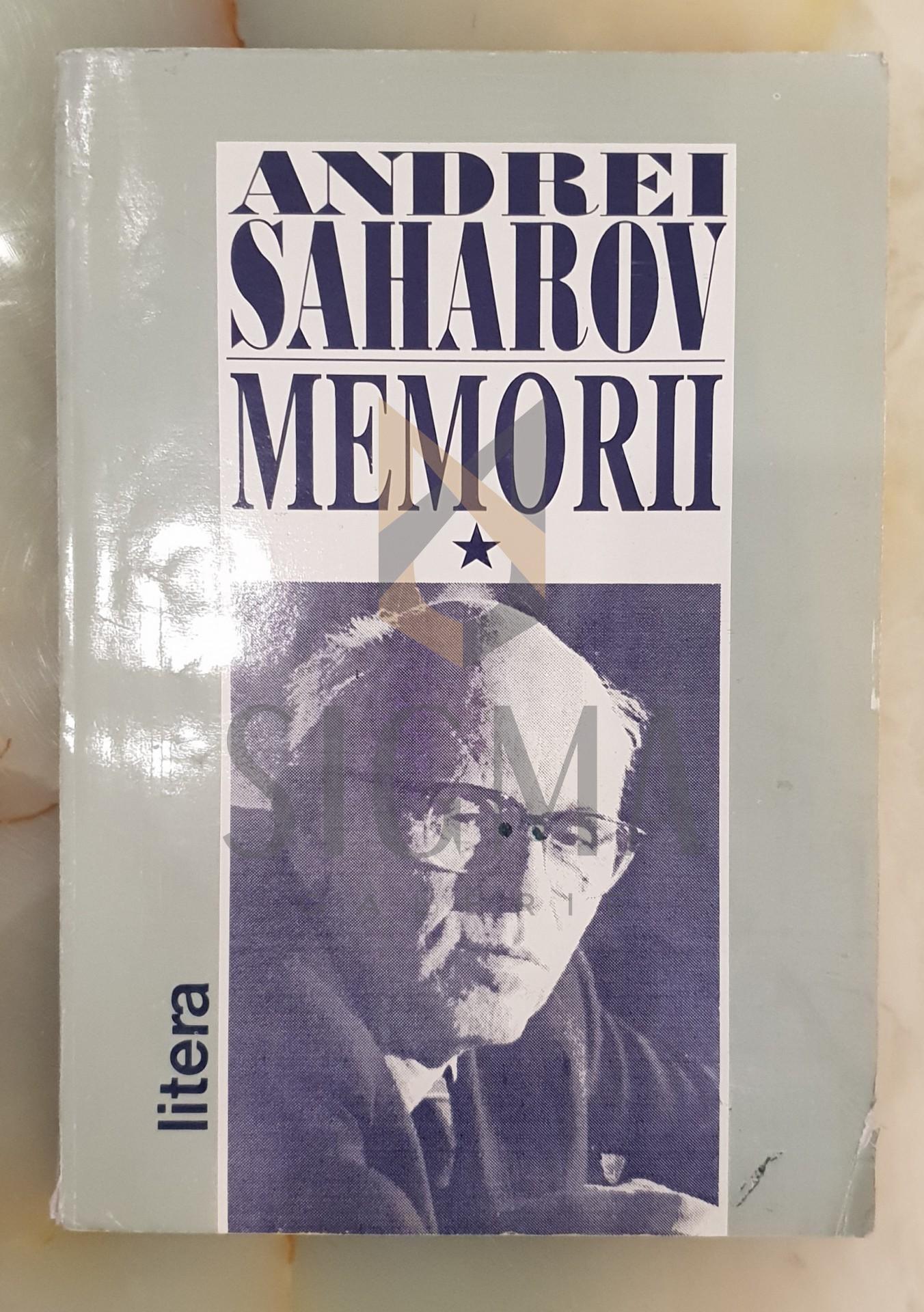 Memorii - vol. 1