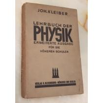 Lehrbuch der Physik erweiterte ausgabe fur die hoheren schulen