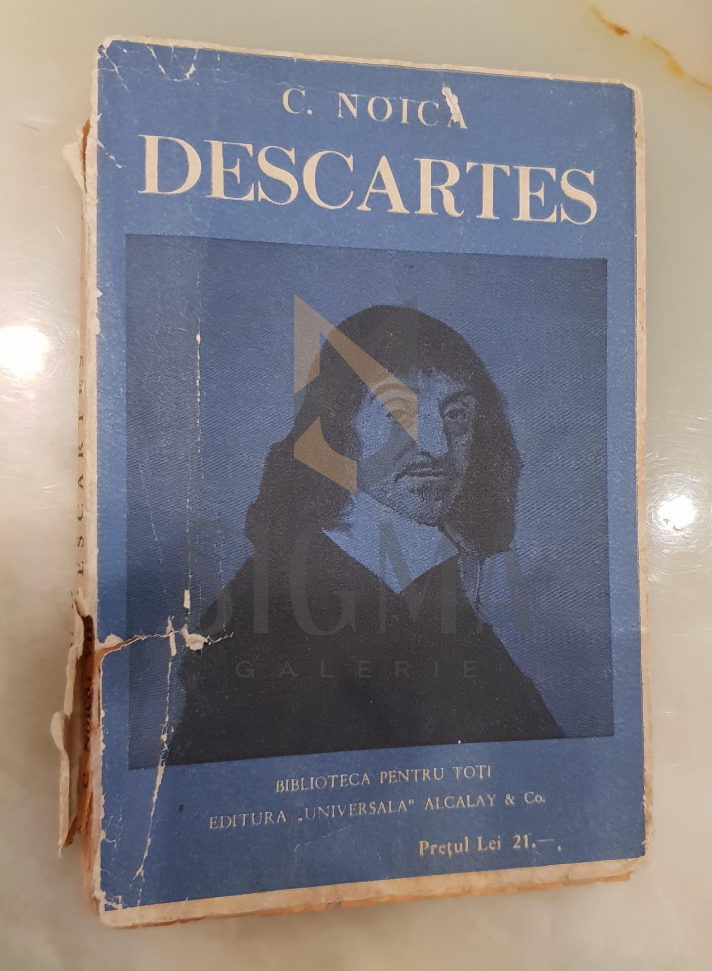 Viata si filosofia lui Rene Descartes