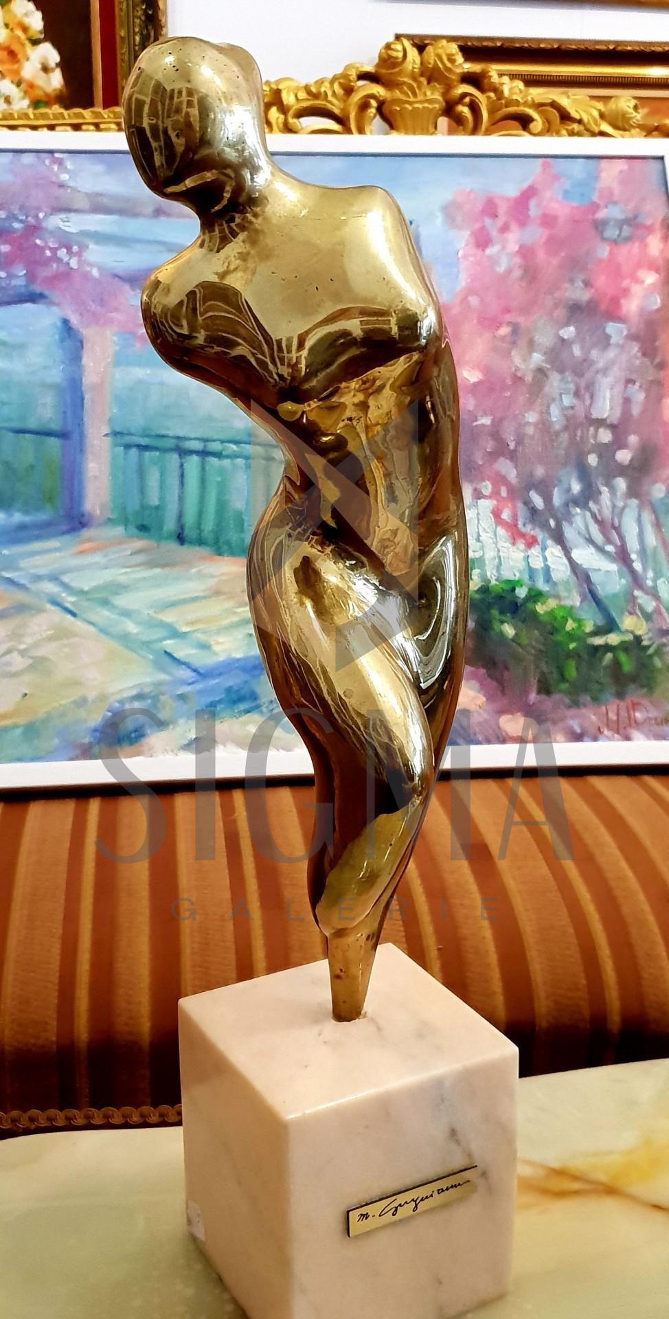 Sculptura,  Marcel Guguianu,