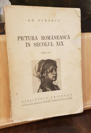 Pictura românească în secolul XIX
