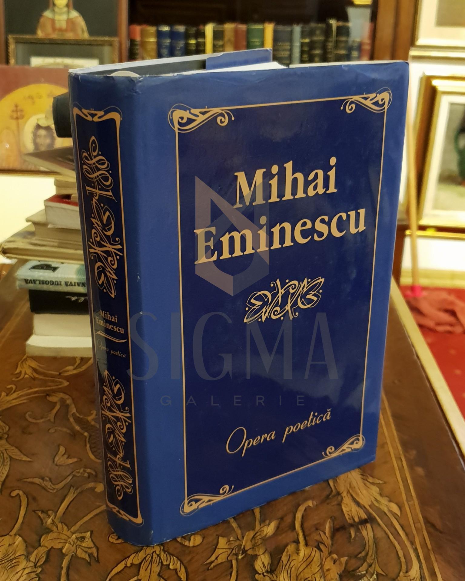Mihai Eminescu - Opera poetica