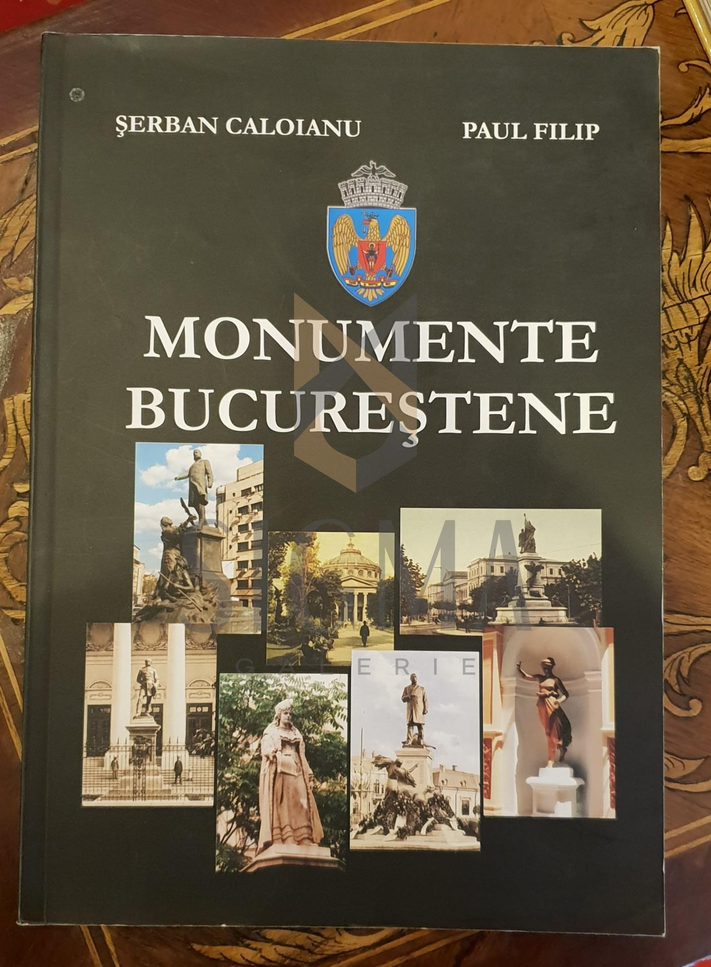 Monumente Bucurestene