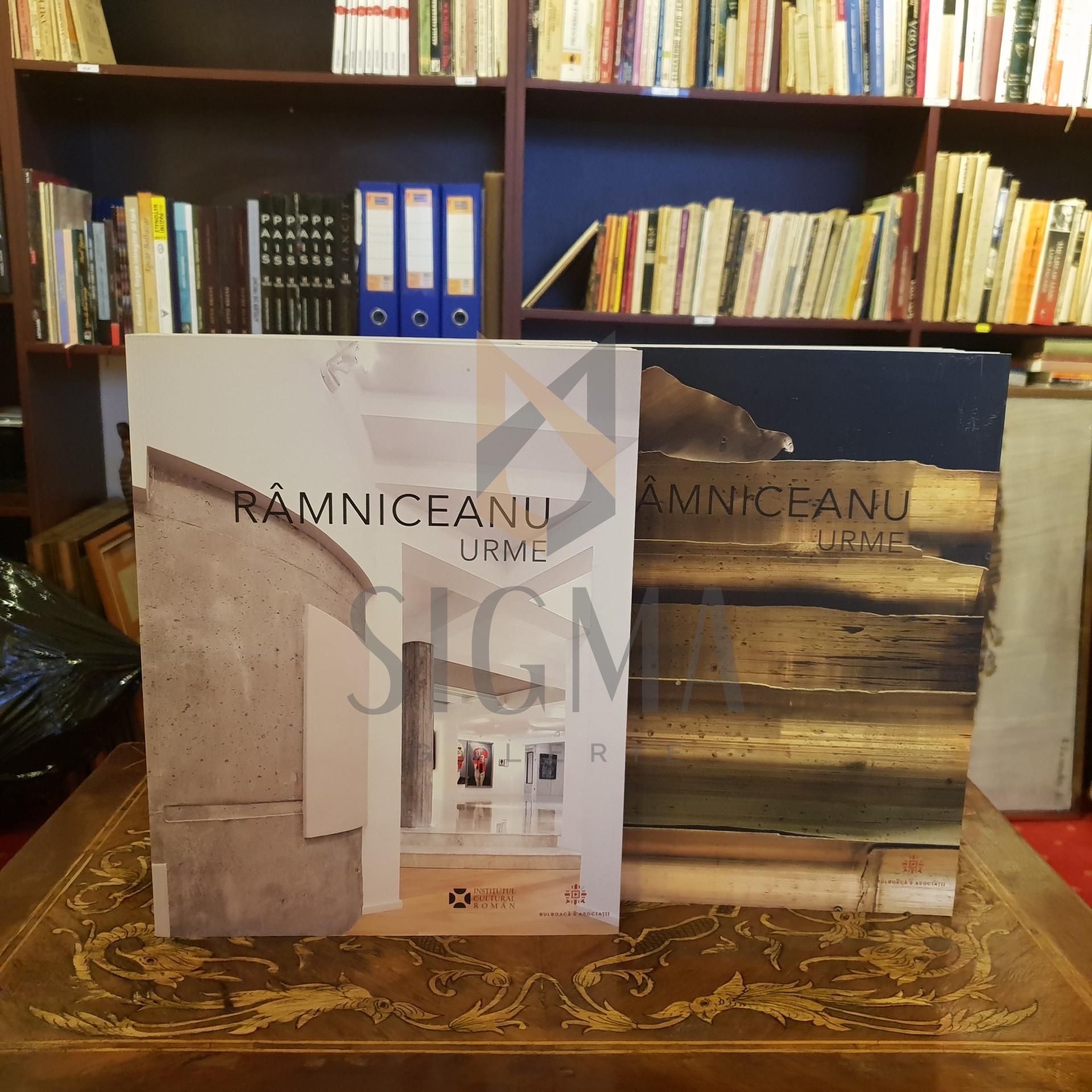 Ramniceanu - Urme, vol. I si II