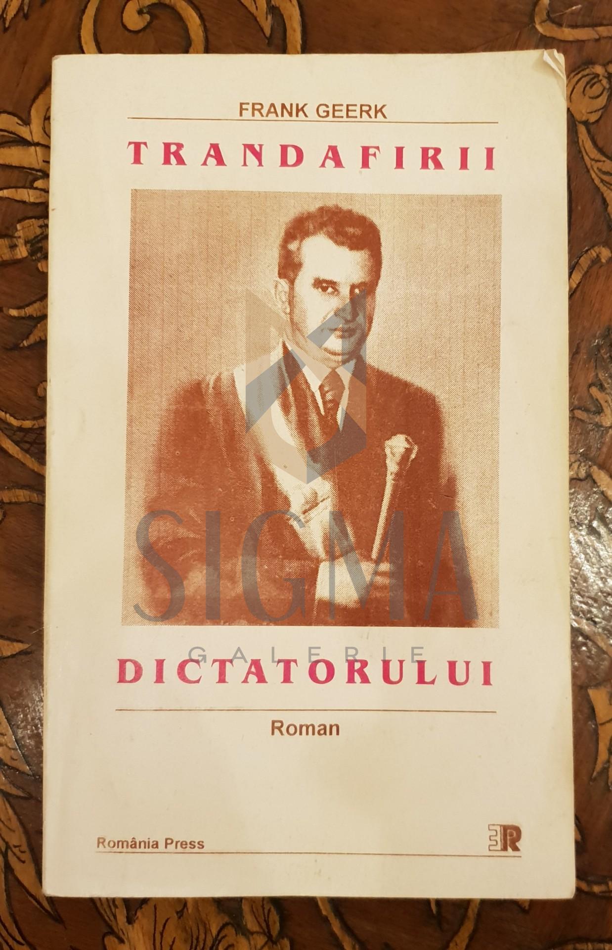 Trandafirii dictatorului Roman
