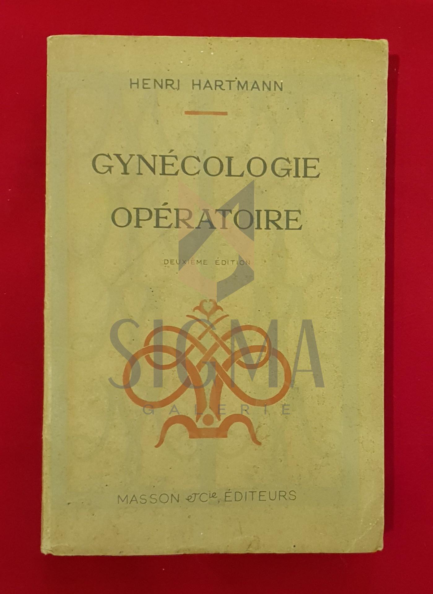 Gynecologie operatoire