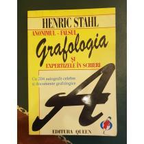 Grafologia si expertizele scrisului, anonimul - falsul