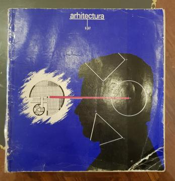 Revista a uniunii arhitectilor dun Romania, nr. 6 din 1987