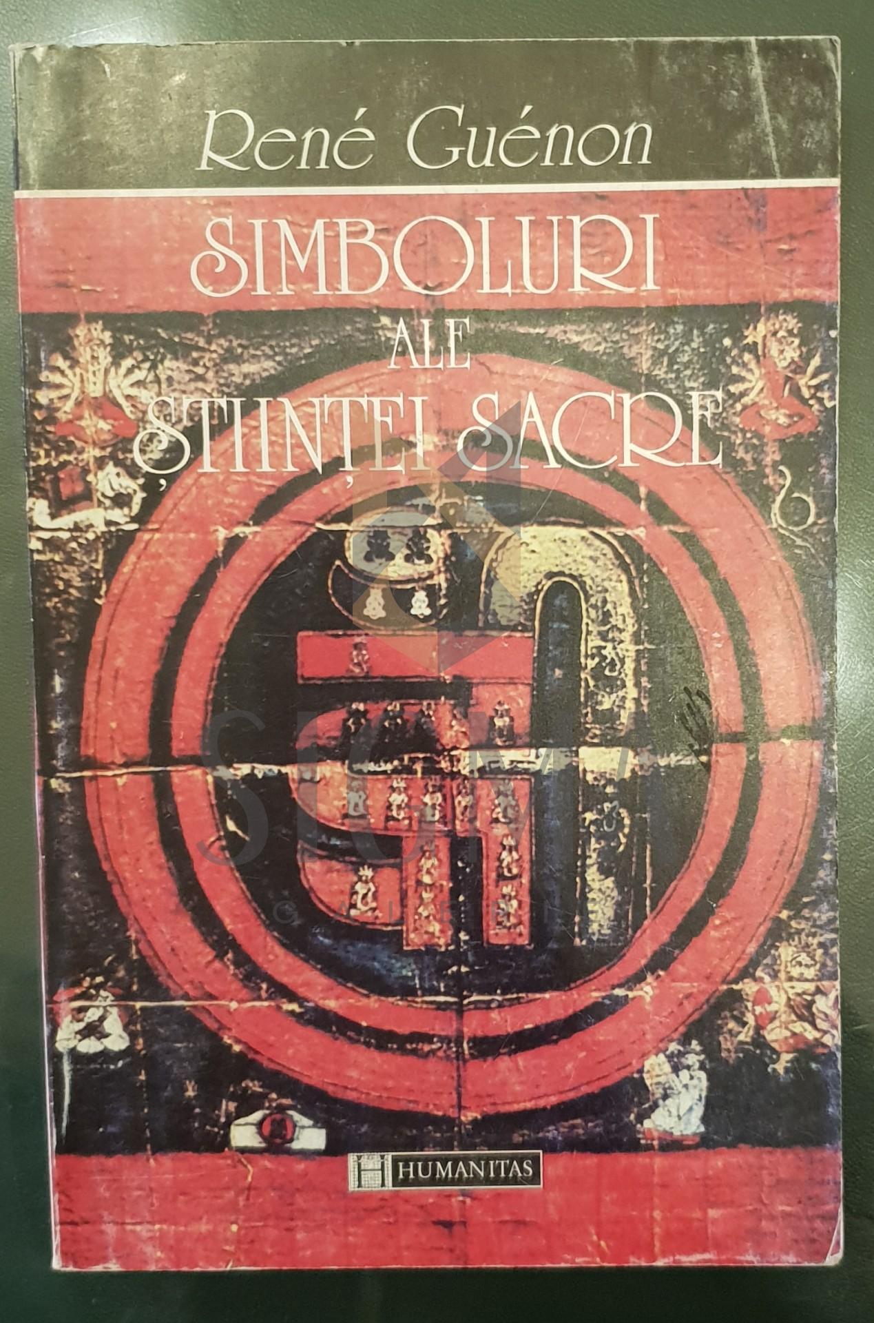 Simboluri ale stiintei sacre