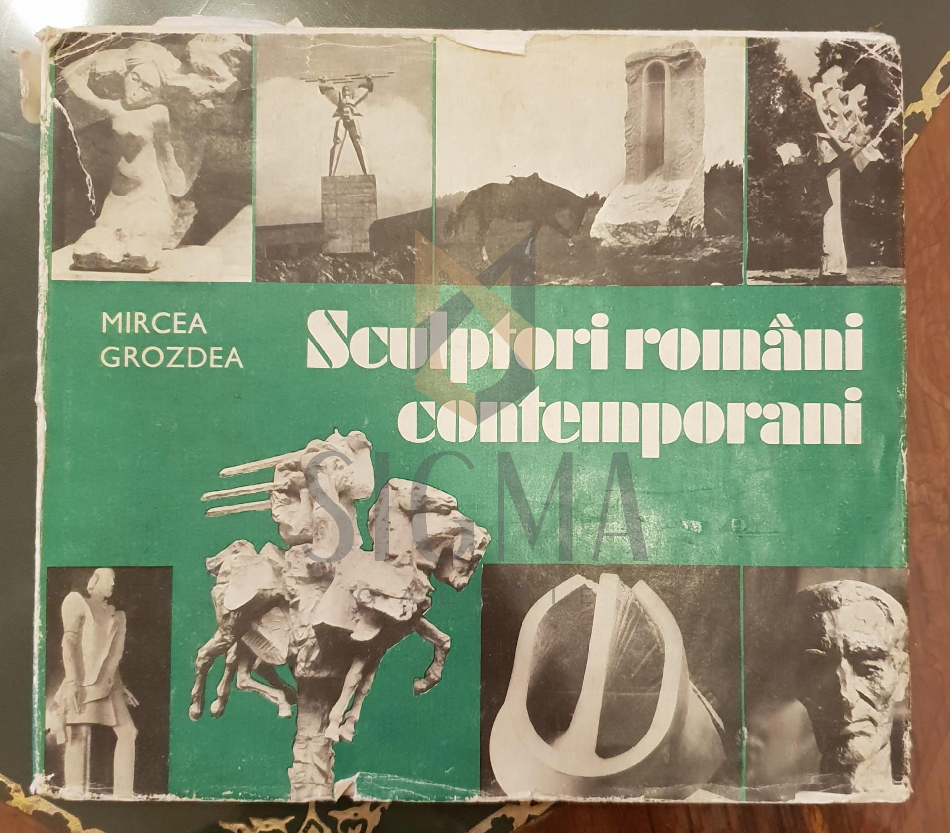 Sculptori romani contemporani