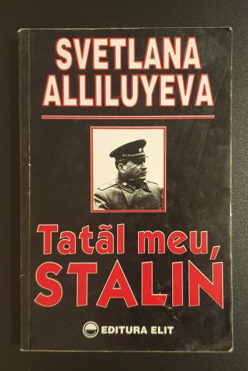 Tatăl meu, Stalin