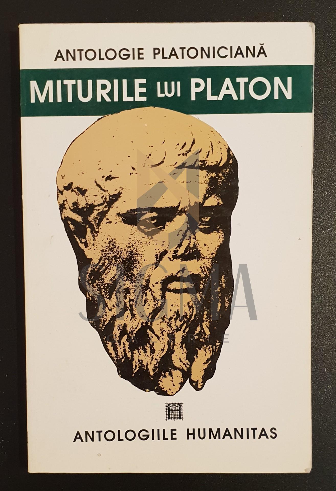 Miturile lui Platon
