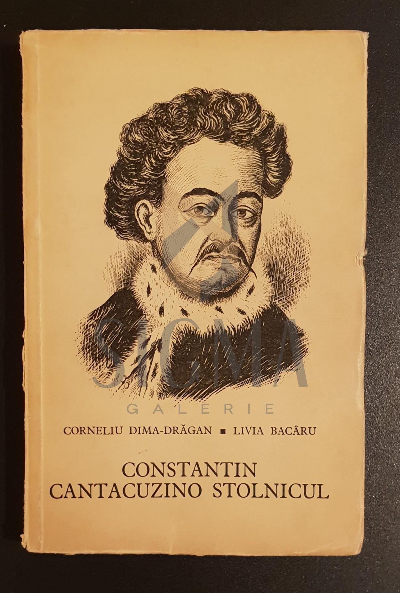 Constantin Cantacuzino Stolnicul