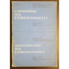 Capodopere ale expresionismului Expozitie 1972