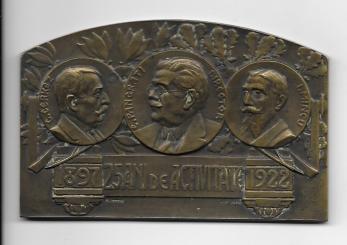 PLACHETA , LA 25 ANI DE ACTIVITATE , SCOALA SUPERIOARA DE ARHITECTURA, CARNIOL-FIUL,  1922
