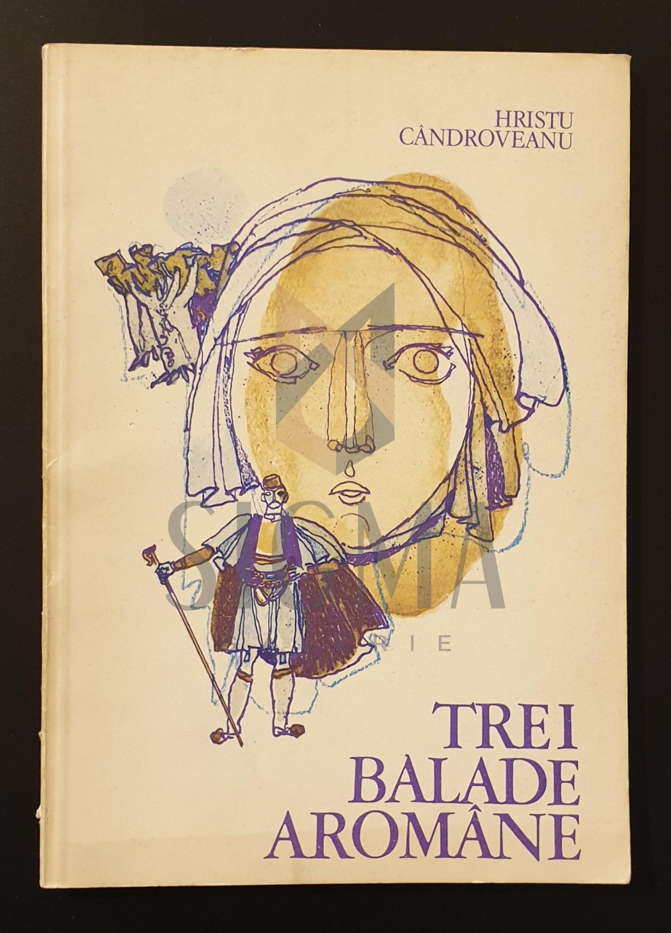 Trei Balade Aromane