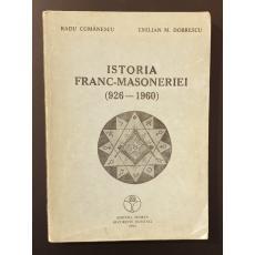 Istoria Franc-Masoneriei  (926-1960)