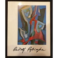 ALBUM PICTORUL RUDOLF RYBICZKA ( dedicatie catre pictorul Dragos Morarescu ) , 1989