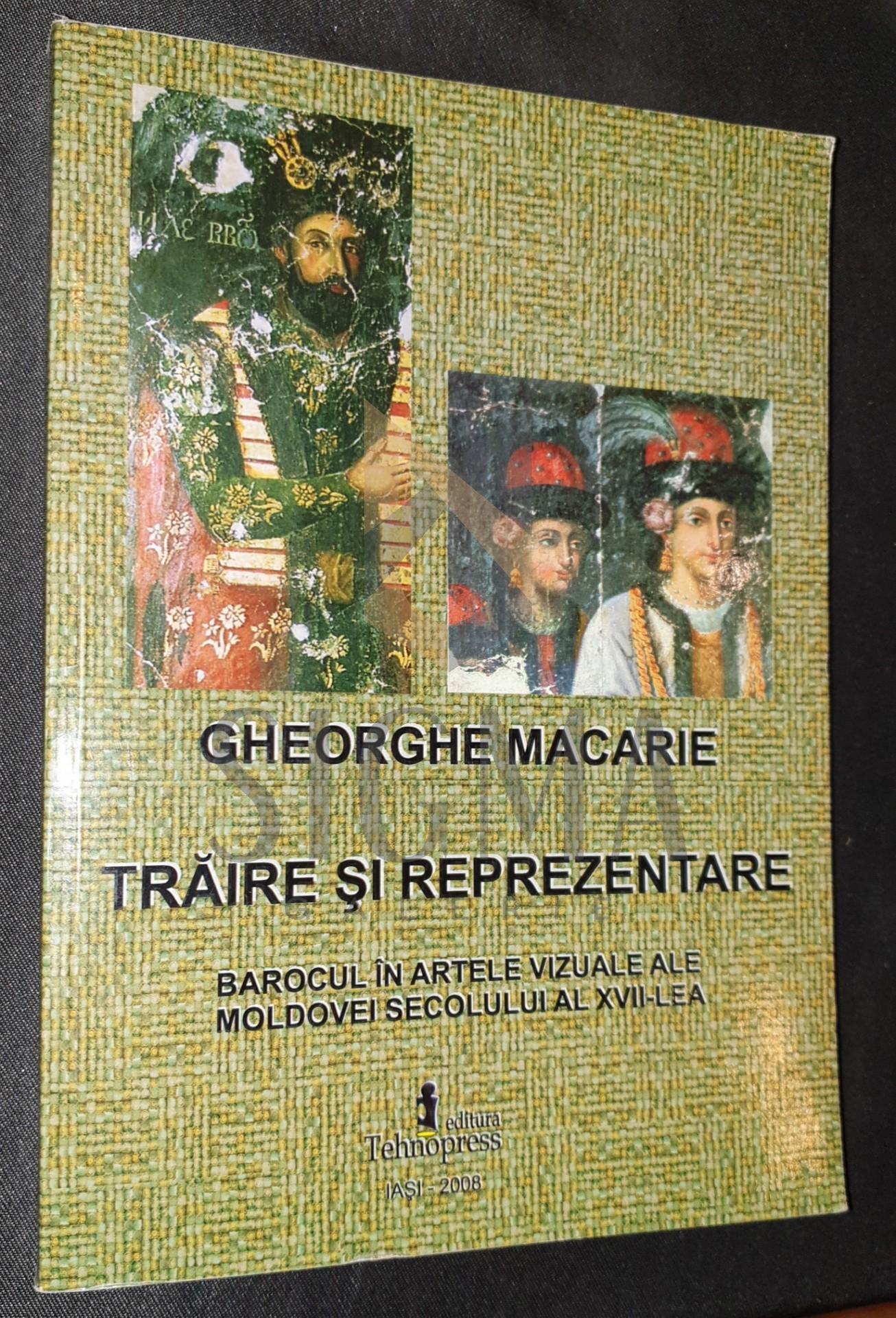 GHEORGHE MACARIE ( DEDICATIE )