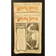 Revista lunara  *  Viitorul socialist  *  Noiembrie, AN. 1, Decembrie 1907