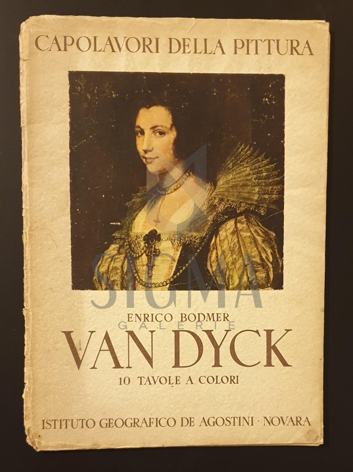 Capolavori della pittura  * Van Dyck